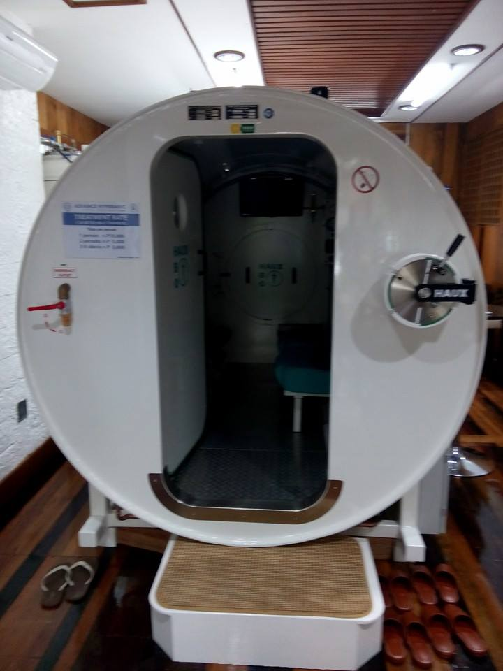 Hyperbaric Chamber Operator And Tender Course With Bruce